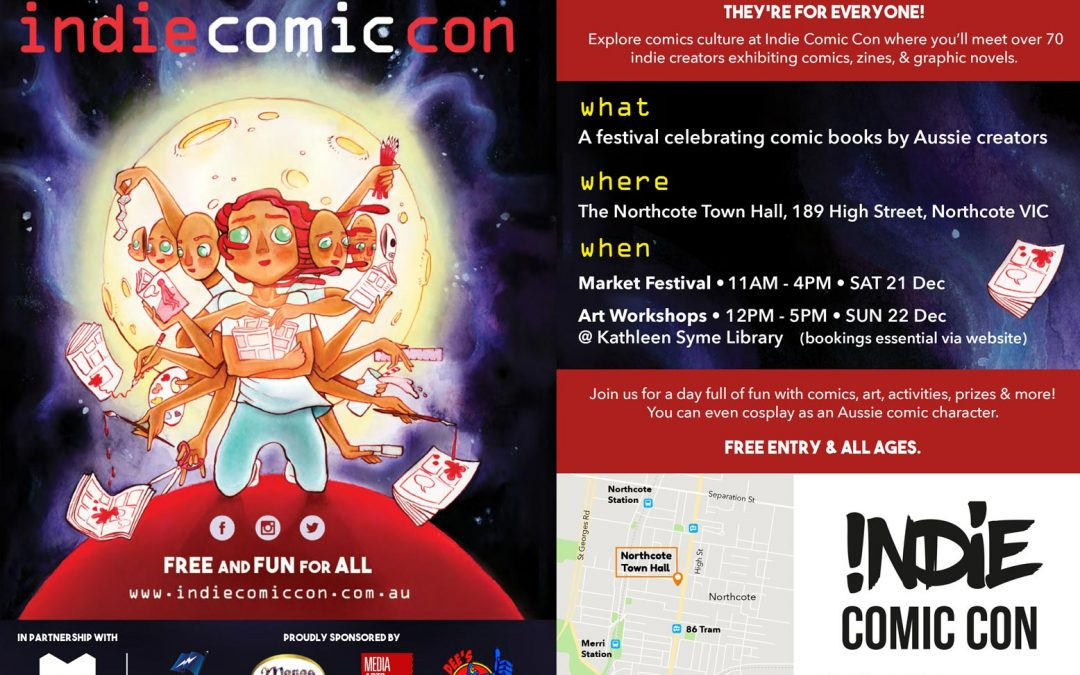 Indie Comic Con 2019